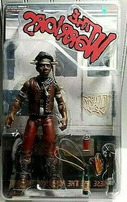 "Sealed The WARRIORS COCHISE 10"" Action figure MEZCO 2005 Rar"