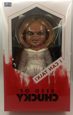 Mezco Seed of Chucky Talking Tiffany Mega Scale Action Figur