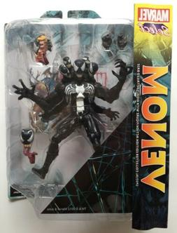 Marvel Select 8 Inch Action Figure - Venom 2012 Brand NEW Di