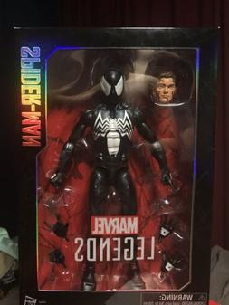 Marvel Legends Series 12 Inch Symbiote Spider-Man Target Exc