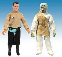 Star Trek The Original Series Retro Cloth Action Figures Sal