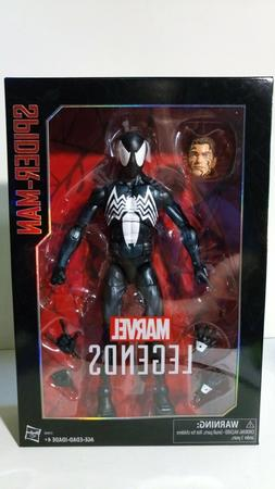 MARVEL LEGENDS SERIES SPIDER-MAN BLACK SYMBIOTE ACTION FIGUR