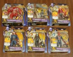 Set 6 Marvel Avengers: Infinity War / Stone Hulkbuster, Gamo
