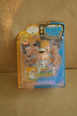 SEXY PARTY STEWIE  BRAND NEW !!Sealed Family Guy figure Mezc