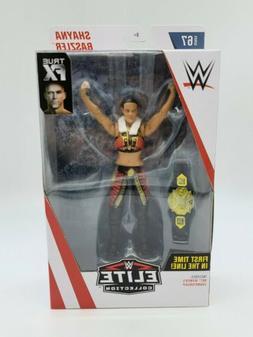 Shayna Baszler - WWE Elite 67 Mattel Toy Wrestling Action Fi