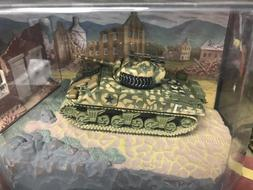 "SHERMAN M4A3 / 75 ""LIBERATED CITY"" Coutances 1944 Matchbox C"
