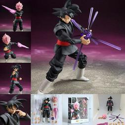 SHF S.H.Figuarts Dragon Ball Super Saiyan Goku Black Zamasu