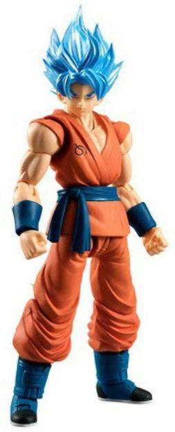 Bandai Shokugan Shodo Dragon Ball Z Super Saiyan God SS Son