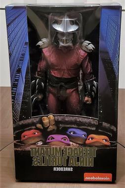 NECA Shredder Teenage Mutant Ninja Turtles 1990 1/4 Scale Ac