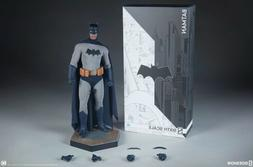 "Sideshow DC Comics BATMAN 12"" 1/6 Scale The Dark Knight Blue"