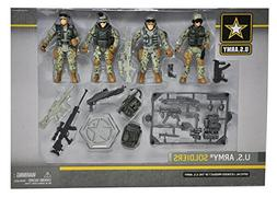 United States Army Soldier Set Action Figure