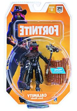 """Fortnite Solo Mode Core Action Figure 4"""" Pack Many Character"""