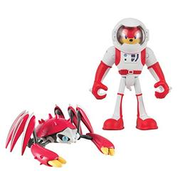 TOMY Sonic Boom 2 Figure Pack, Spacesuit Knuckles & Crabmeat