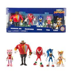 TOMY Sonic Boom Multi-Figure Pack Action Figure Toy Gift New