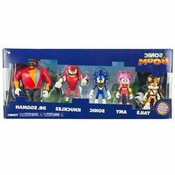Sonic Boom Sonic the Hedgehog Multi-Figure Pack Action Figur