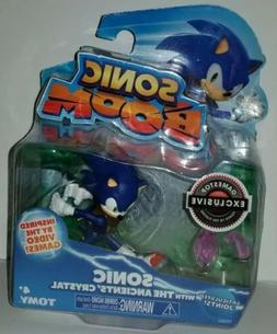 Sonic Boom Sonic with Ancients Crystal Gamestop Exclusive Ac