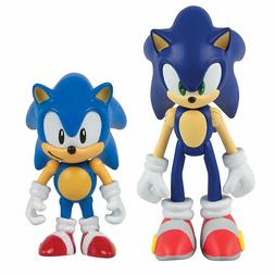 TOMY Sonic Collector Series 2 Figure Pack with Comic Classic