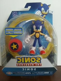 """Sonic the Hedgehog 11Points of Articulation 4"""" Action Figure"""