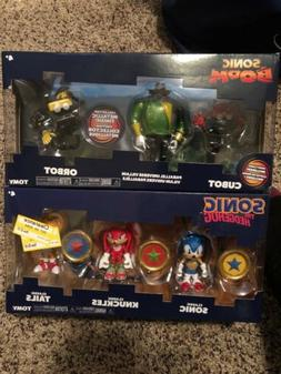 sonic the hedgehog figures 3 pack bundle