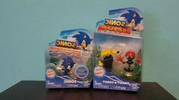 Tomy Sonic the Hedgehog, Orbot & Cubot Figures from Sonic Bo