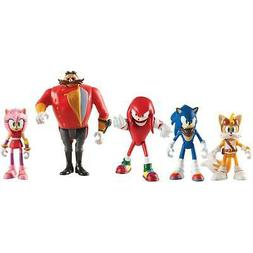Sonic the Hedgehog Sonic Boom Multi-Figure Pack Action Figur