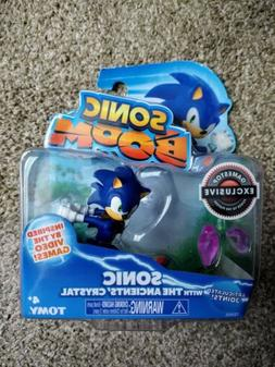 Sonic the Hedgehog Sonic Boom with Ancients Crystal Gamestop
