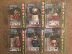 South Park Mezco Action Figures Series One Rare Set!