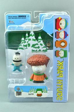 South Park Kyle Ike Series 2 Mezco Action Figure MOSC NEW Af