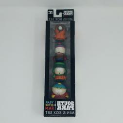 Mezco South Park Mini Figures Year Of The Fan Minis Box Set