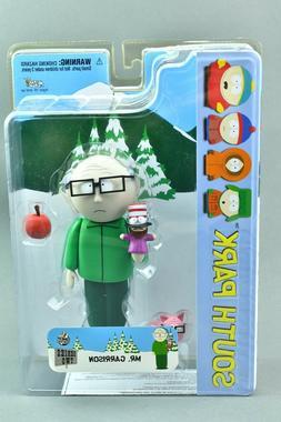 South Park Mr. Garrison Series 2 Mezco Action Figure MOSC NE