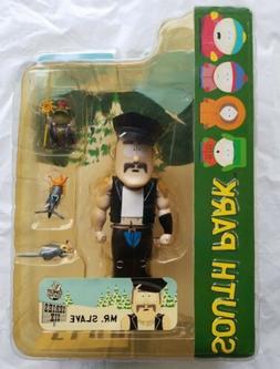 South Park Mr Slave Action Figure Series 6 Mezco