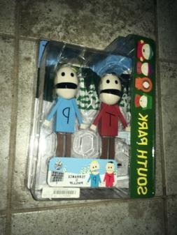 South Park Terrance and Phillip Mezco Action Figure NIB!