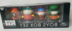 South Park Year Of The Fan Boys Box Set Figures Kyle Stan Ca