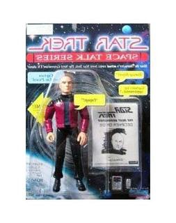 Star Trek Space Talk Series Captain Jean-Luc Picard Action F