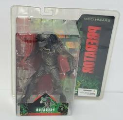 McFarlane Toys & Spawn - PredatorAction Figure w/ Bloody S