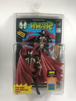 Spawn Series 1 Flying Cape Action Figure 1994 Special Editio