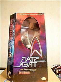 """12"""" Special Movie Collector's Edition Star Trek Commander Wi"""