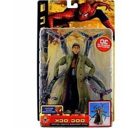 Spider-Man 2 Doc Ock with Tentacle Attack Action Figure Spid