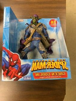 Amazing Spider-Man -Green Goblin-Action Figure ToyBiz 2005 A