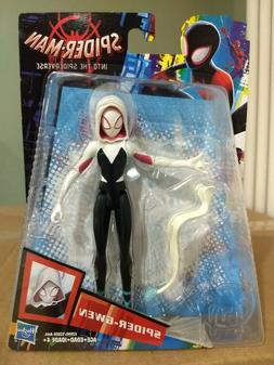 "Spider-Gwen Spider-Man Into The Spider-Verse 6"" Inch Action"