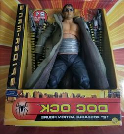 """Spider-Man 2 """"DOC OCK"""" 12 inch Doctor Octopus  Poseable Acti"""