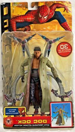 "SPIDER-MAN 2 DOC OCK 6"" ACTION FIGURE  NEW"