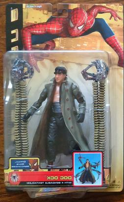 Spider-Man 2 DOC OCK Action Figure With 4 Bendable Tentacles