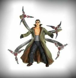 Spider-Man 2 DOC OCK With Tentacle Attack Action Figure & Su