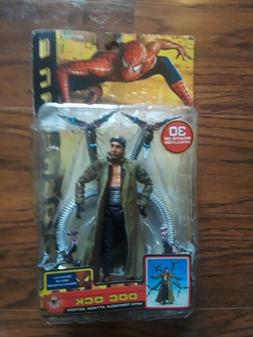 Marvel Spider-Man 2,Doc Ock With Tentacle Attack Action Figu