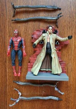 Spider-Man 2 Movie Battle Attack Spider-man  w/Dual Punching