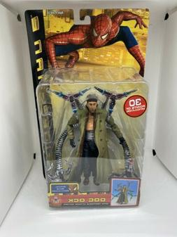 Spider-Man 2 movie, Doc Ock With Tentacle Attack Action, Act