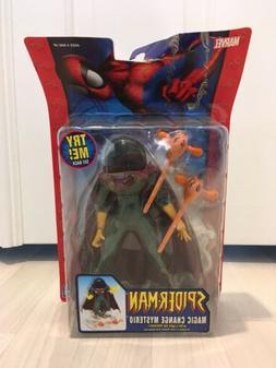 "ToyBiz Spider-Man 2005 Classics MAGIC CHANGE MYSTERIO 6"" Act"