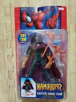 "ToyBiz Spider-Man 2005 Classics MAGIC CHANGE MYSTERIO 6"" Act"