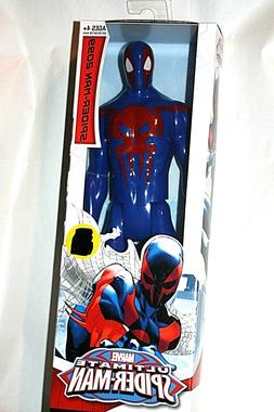 SPIDER-MAN 2099 TITAN HERO SERIES AVENGERS ACTION FIGURE 12""